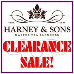 Harney & Sons Clearance