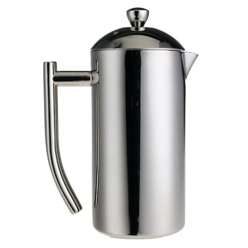 stainless steel insulated french press. Black Bedroom Furniture Sets. Home Design Ideas